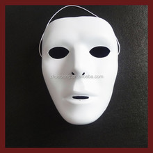 GH-1 hot sale factory price pvc halloween party face mask for party mask