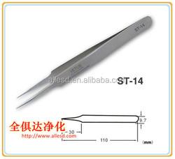110MM precision stainless High tweezer