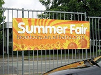 Vinyl Flags & Banners Material and Advertising Usage vinyl banner