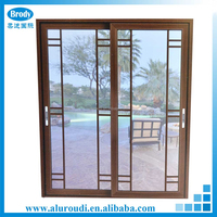 Model Aluminum Door for Interior Kitchen