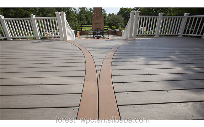 Wpc Decking Wood Plastic Composite Wood Products Floor