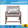 2015 High quality solid wood living room chair/Carved living room chair/High quality recliner chair A031