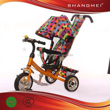 Baby tricycle for 2-5 years baby
