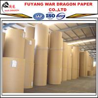 kraft paper 50gsm, roll paper,good quality