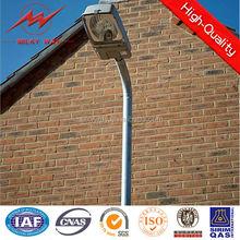 2014 china top ten selling products stadium high mast lighting pole 10m street lighting pole drawing factory