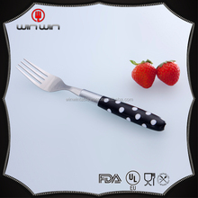 En plastique cuillère et fourchette cuillère et ensembles de fourche cuillère et une fourchette en plastique pour enfants