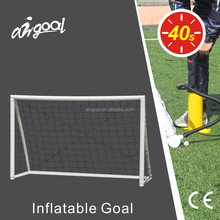 outdoor inflatable &portable 8`*5 beach soccer goal