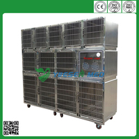 Hot sale wholesale stainless steel dog kennel cage
