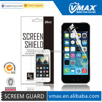 9 Years Supply waterproof Matte Anti-Reflection Mobile Phone screen protector for iPhone 5 5c 5s