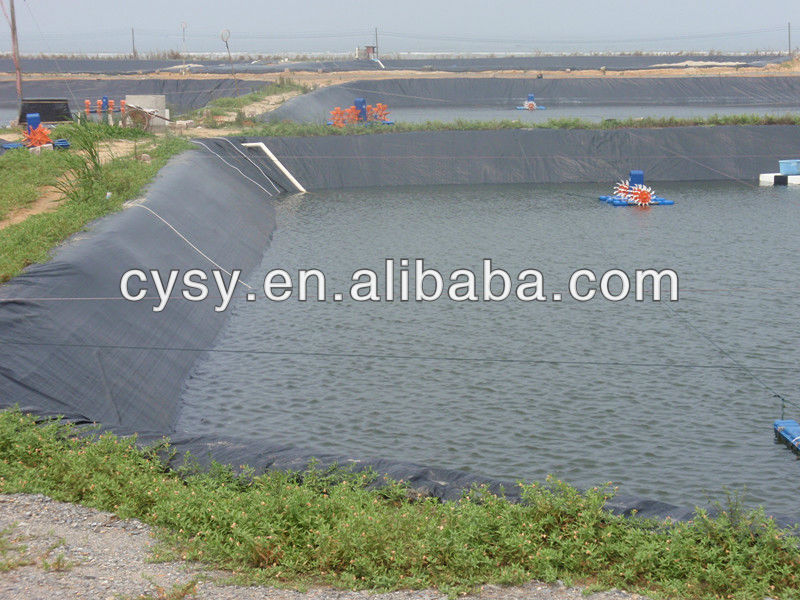 New 1 1 2 2 3mm epdm ldpe malaysia black fish farm for Pond construction for fish farming