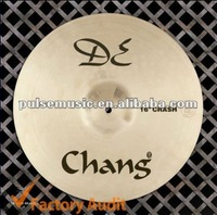 Chang B20 8'' Splash Cymbal Kid Cymbals For Drumset