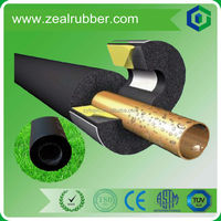 elastic heat insulation sounproof asian chinese tube