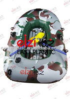 Inflatable Boat With Sail, Rigid Fishing Inflatable Boats