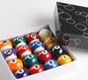 billiard pool balls with 2 1/16 inch