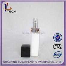 luxury cosmetic packaging bottle 15ml/30ml/50ml,wholesales Luxury Acrylic 50ml Cosmetic Bottle manufacturer