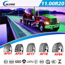China top quality truck tyres suitable for minning supplier of tires.11.00R20