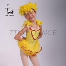 2015 niños calientes de la flor del baile traje para los niños