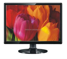 2014 hot sale! 19 inch square folding cheap computer lcd monitor with vga&usb port