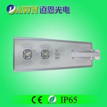 70W wonderful high lumen integrated all in one solar led street light Single Led Light Bead