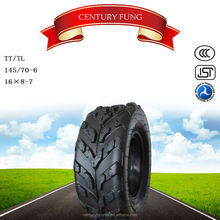 ATV chinese hot sale excellent quality motorcycle tyre tyres quad bike 145/70-6