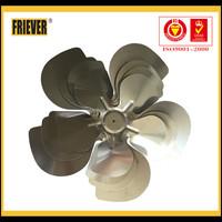 FRIEVER Fan Parts Shaded Pole Motor Blade/Mini Aluminum Fan Blade/Aluminum Fan Blade
