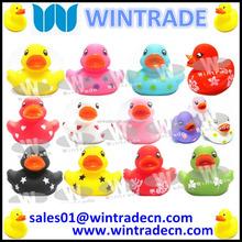 Printing Painting Bath Floating Water Ducks