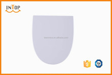 Soft Closing U Shape Toilet Seats Plastic WC cover