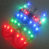 Big Discount kids Shower led glasses Party Supplies