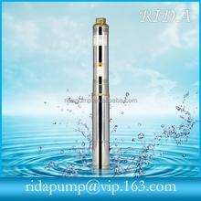 High quatity 4 inches cheapest centrifugal clean pump factory tiger electric water pump RIDA2953