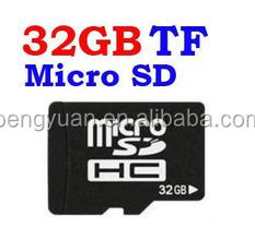 Hot sale factory price 32GB class 10 Micro SD memory card for PS vita