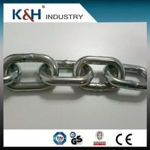 high quality alloy steel NACM grade 80 chain 3/8