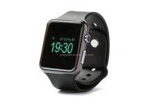 2015 New Smart Watch Bluetooth Smartwatch for Apple iPhone & Samsung latest wrist watch mobile phone
