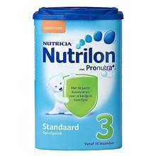 Standaard 3 leche infantil del bebé de escena Powder 3 ( 800 g ) 100% origen de países bajos ( holanda )