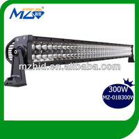 300W CREE police led roof light bar