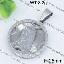2015 hot selling classical designed stainless steel ankh pendants