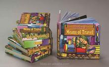 children card board book printing