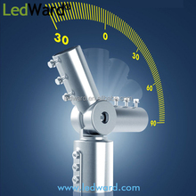 LED street light parts of connector 0-120 degrees adjustable for street lighting