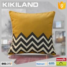 2015 new design comfortable sofa pillow cover car seat pillow cover