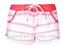 Sublimation popular women red swim wear