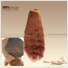 5A Brazilian full lace wigs with natural parts