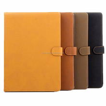 Guangzhou manufacture tablet cover for ipad air 2 leather case, flip cover case for Ipad air 2