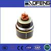 High tension power cable underground 66kv,110kv,132kv, 220kv,245kv,400kv,500kv XLPE Cable
