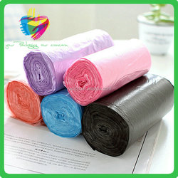 cheap high quality wholesale pe plastic garbage bags on rolls