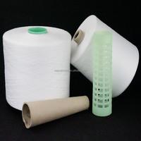 Raw White 50/2 High Tenacity Spun Polyester Sewing Thread/yarn Manufacturer