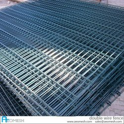 Reinforced welded Wire Mesh Fence Clips Wire Mesh Dog Fence