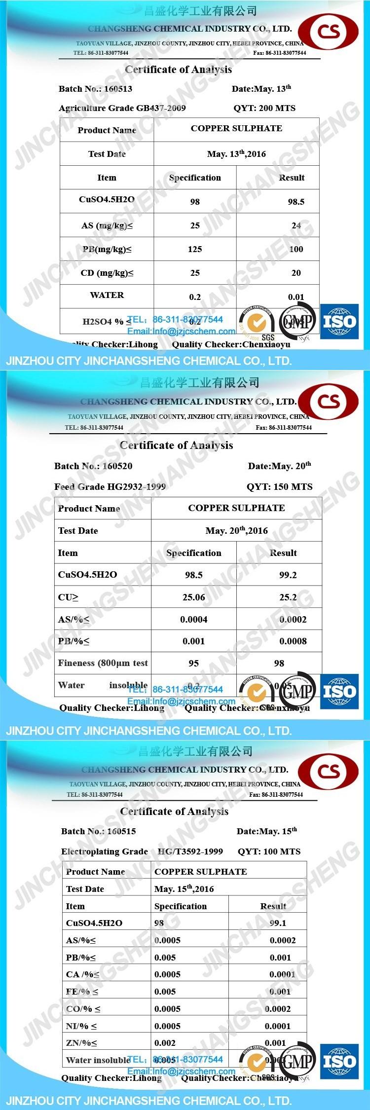Vente chaude sulfate de cuivre pour exploration mini re for Achat sulfate de cuivre pour piscine