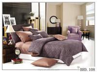 100% cotton colorful adult bedding sets 3d reactive printed unique comforter sets luxury wedding king size bed set