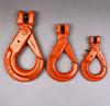 G80 High Load- Bearing Clevis Self- Locking Crane hook