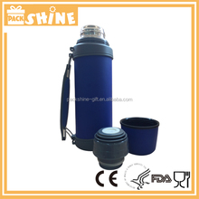 2012 Newly style double wall thermal travel flask