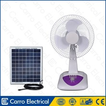new inventions home appliance dc table fan dc motor solar powered table fan specifications